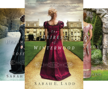 Whispers On The Moors (3 Book Series) - Sarah E. Ladd