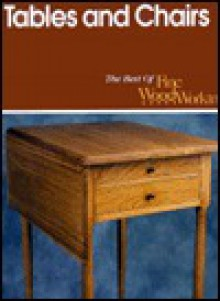 Tables & Chairs - Fine Woodworking Magazine