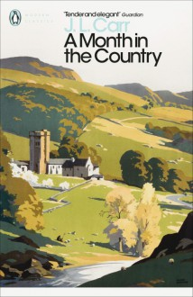 A Month In The Country - J.L. Carr,Penelope Fitzgerald