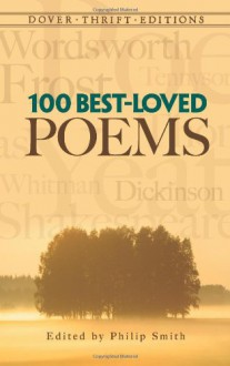 100 Best-Loved Poems (Dover Thrift Editions) -