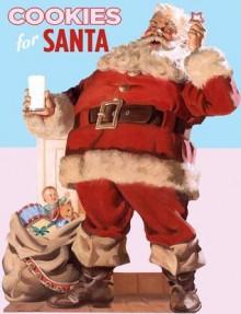 Cookies for Santa - Benjamin Darling