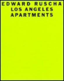 Edward Ruscha Los Angeles Apartments - Richard Marshall