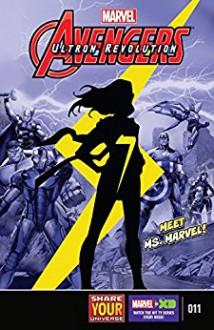 Marvel Universe Avengers: Ultron Revolution (2016-2017) #11 - Joe Caramagna,Various