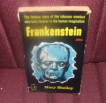 Frankenstien - Mary Wollstonecraft Shelley