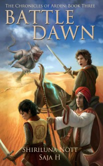 Battle Dawn - SaJa H.,Shiriluna Nott