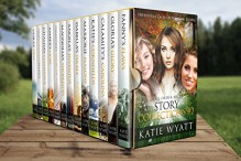 Mail Order Bride Series: Historical Tales of Western Brides Mega Box Set #2: Inspirational Pioneer Romance - Katie Wyatt, Kat Carson