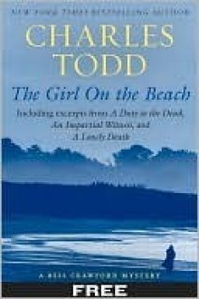 The Girl on the Beach - Charles Todd
