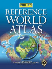 Philip's Reference World Atlas - Philips