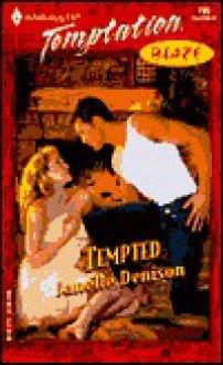 Tempted (Blaze) (Temptation, 799) - Janelle Denison