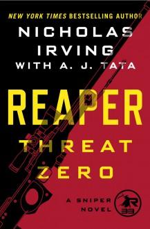 Reaper: Threat Zero - Nicholas Irving