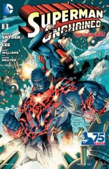 Superman Unchained (2013- ) #3 - Scott Snyder, Dustin Nguyen, Jim Lee