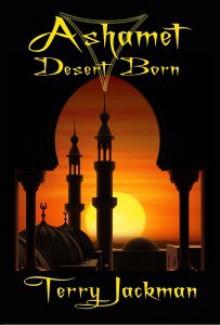 Ashamet, Desert Born - Terry Jackman