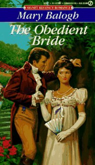 The Obedient Bride - Mary Balogh