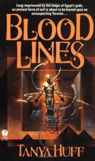 Blood Lines - Tanya Huff