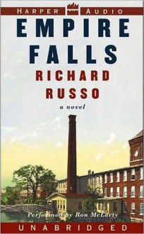 Empire Falls (MP3 Book) - Richard Russo,Ron McLarty
