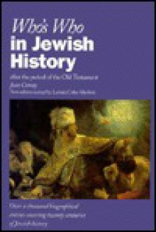 Who's Who in Jewish History: After the Period of the Old Testament - Joan Comay