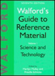 Walford's Guide To Reference Material - Priscilla Schlicke