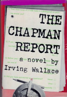 The Chapman Report - Irving Wallace