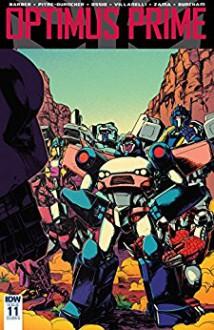 Optimus Prime #11 - John Barber,Kei Zama