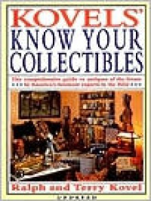 Kovel Know Yr Collect - Ralph Kovel