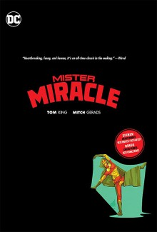 Mister Miracle - Tom King,Mitch Gerads