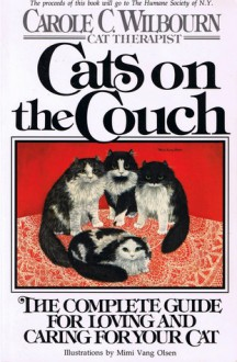 Cats on the Couch - Carole Wilbourn