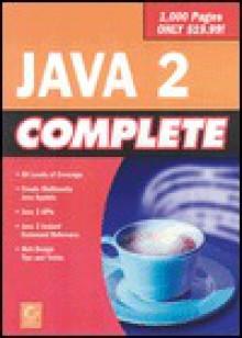 Java 2 Complete - Sybex