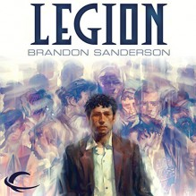 Legion - Brandon Sanderson, Oliver Wyman, Audible Studios