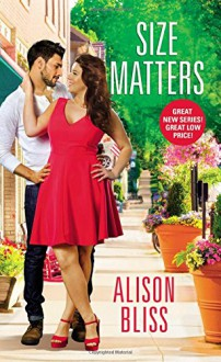 Size Matters (A Perfect Fit) - Alison Bliss