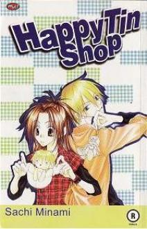 Happy Tin Shop - Sachi Minami