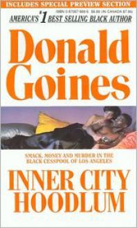 Inner City Hoodlum - Donald Goines