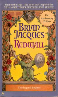 Redwall - Brian Jacques