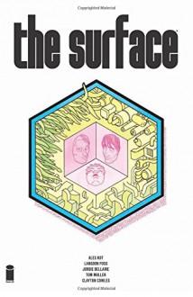 The Surface Volume 1 (Surface Tp) - Ales Kot, Tom Muller, Langdon Foss