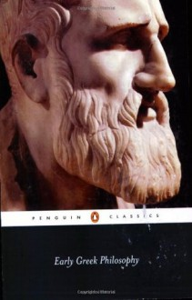 Early Greek Philosophy - Jonathan Barnes, Various