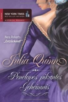 Penelopes pikantes Geheimnis (Bridgerton-Reihe, #4) - Julia Quinn