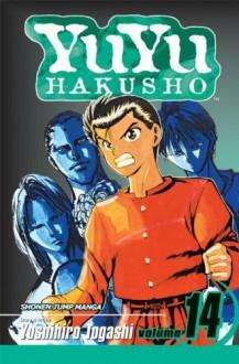 YuYu Hakusho, Volume 14 - Yoshihiro Togashi