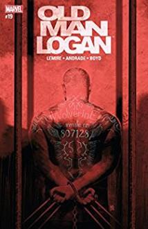Old Man Logan (2016-) #19 - Jeff Lemire,Filipe Andrade,Andrea Sorrentino