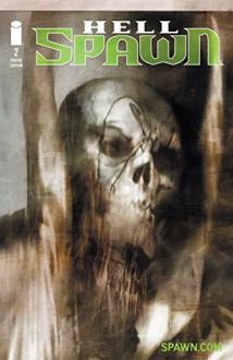 Hellspawn #2 - Brian Michael Bendis, Ashley Wood