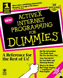 Activex for Dummies - Kurt D. Fenstermacher, Don Crabb