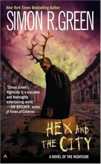 Hex and the City - Marc Vietor, Simon R. Green