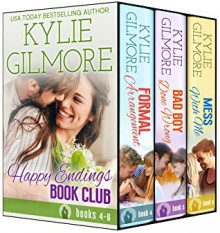 Happy Endings Book Club Boxed Set Books 4-6 - Kylie Gilmore