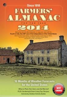 2014 Farmers' Almanac - Peter Geiger, Sondra Duncan