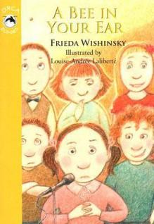 A Bee in Your Ear (Orca Echoes) - Frieda Wishinsky