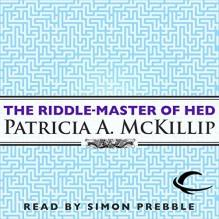 The Riddle-Master of Hed - Patricia A. McKillip,Simon Prebble
