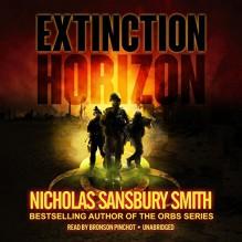 Extinction Horizon: The Extinction Cycle, Book 1 - Nicholas Sansbury Smith,Inc. Blackstone Audio, Inc.,Bronson Pinchot