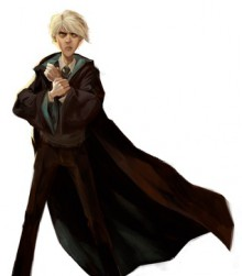 The Story of Draco Malfoy - J.K. Rowling