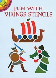 Fun with Vikings Stencils - A.G. Smith