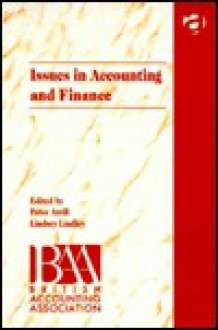Issues in Accounting and Finance - Peter Atrill