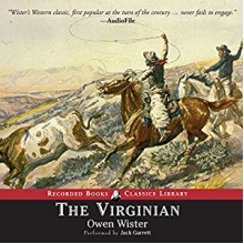 The Virginian - Jack Garrett,Owen Wister