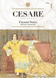 Cesare, Vol 1 - Fuyumi Soryo, Motoaki Hara